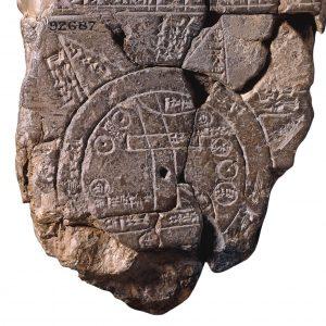 mapa mas antiguo del mundo